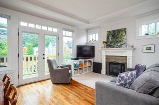 Photo 4: 3536 W 5TH Avenue in Vancouver: Kitsilano Townhouse for sale (Vancouver West)  : MLS®# R2409542