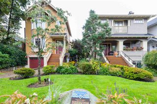 Photo 1: 3536 W 5TH Avenue in Vancouver: Kitsilano Townhouse for sale (Vancouver West)  : MLS®# R2409542