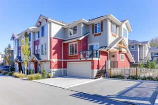 "Photo 1: 135 20498 82 Avenue in Langley: Willoughby Heights Townhouse for sale in ""Gabriola Park"" : MLS®# R2416333"