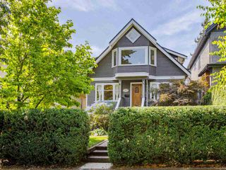 """Main Photo: 3692 W 17TH Avenue in Vancouver: Dunbar House for sale in """"DUNBAR"""" (Vancouver West)  : MLS®# R2483627"""