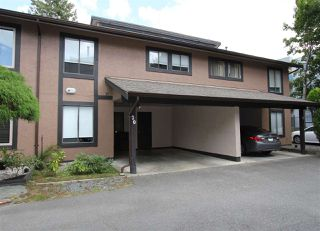 "Photo 1: 20 5840 VEDDER Road in Chilliwack: Vedder S Watson-Promontory Townhouse for sale in ""ROSEWOOD ESTATES"" (Sardis)  : MLS®# R2493898"