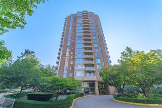 Photo 1: 1805 4689 HAZEL Street in Burnaby: Forest Glen BS Condo for sale (Burnaby South)  : MLS®# R2498242