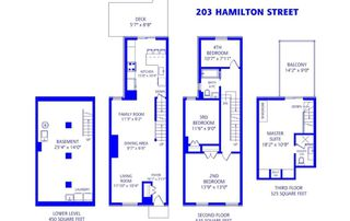 Photo 31: 203 Hamilton Street in Toronto: South Riverdale House (3-Storey) for sale (Toronto E01)  : MLS®# E4922245