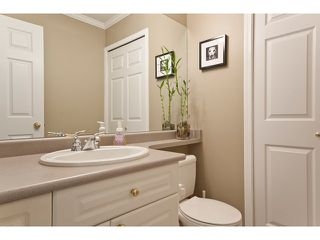 "Photo 8: 53 8111 160TH Street in Surrey: Fleetwood Tynehead Townhouse for sale in ""Coyote Ridge"" : MLS®# F1110791"