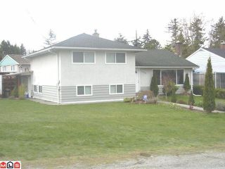 "Main Photo: 12460 102ND Avenue in Surrey: Cedar Hills House for sale in ""ST.HELENS PARK"" (North Surrey)  : MLS®# F1112773"