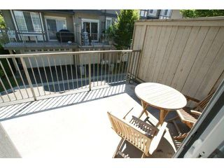 "Photo 7: 35 7331 HEATHER Street in Richmond: McLennan North Townhouse for sale in ""BAYBERRY PARK"" : MLS®# V898766"
