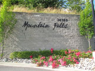 "Photo 11: #3 36189 LOWER SUMAS MTN RD in ABBOTSFORD: Abbotsford East Condo for rent in ""MOUNTAIN FALLS"" (Abbotsford)"