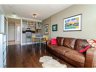 Photo 4: # 2903 928 BEATTY ST in Vancouver: Yaletown Condo for sale (Vancouver West)  : MLS®# V1010832