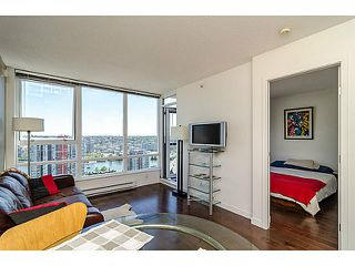 Photo 5: # 2903 928 BEATTY ST in Vancouver: Yaletown Condo for sale (Vancouver West)  : MLS®# V1010832