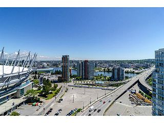 Photo 20: # 2903 928 BEATTY ST in Vancouver: Yaletown Condo for sale (Vancouver West)  : MLS®# V1010832