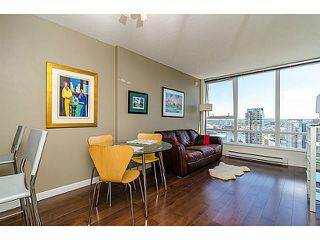 Photo 2: # 2903 928 BEATTY ST in Vancouver: Yaletown Condo for sale (Vancouver West)  : MLS®# V1010832