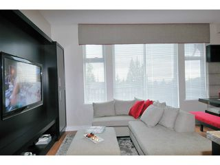 "Photo 6: 125 1480 SOUTHVIEW Street in Coquitlam: Burke Mountain Townhouse for sale in ""CEDAR CREEK"" : MLS®# V1031684"