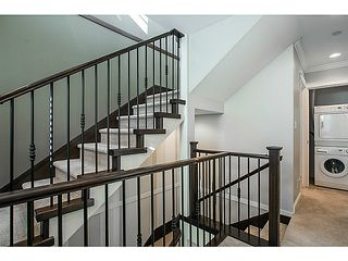 """Photo 7: 1 1624 GRANT Street in Vancouver: Grandview VE Townhouse for sale in """"GRANTS PLACE"""" (Vancouver East)  : MLS®# V1046767"""