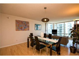 "Photo 5: 2608 1033 MARINASIDE Crescent in Vancouver: Yaletown Condo for sale in ""QUAY WEST 1"" (Vancouver West)  : MLS®# V1089970"