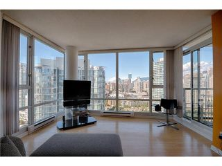 "Photo 11: 2608 1033 MARINASIDE Crescent in Vancouver: Yaletown Condo for sale in ""QUAY WEST 1"" (Vancouver West)  : MLS®# V1089970"