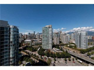 "Photo 2: 2608 1033 MARINASIDE Crescent in Vancouver: Yaletown Condo for sale in ""QUAY WEST 1"" (Vancouver West)  : MLS®# V1089970"