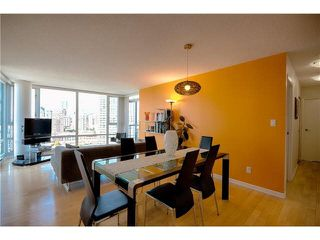 "Photo 6: 2608 1033 MARINASIDE Crescent in Vancouver: Yaletown Condo for sale in ""QUAY WEST 1"" (Vancouver West)  : MLS®# V1089970"