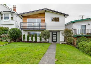 Photo 1: 3490 CAMBRIDGE Street in Vancouver: Hastings East House for sale (Vancouver East)  : MLS®# V1091567