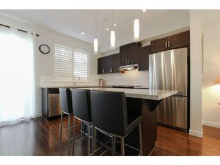 "Photo 7: 691 PREMIER Street in North Vancouver: Lynnmour Townhouse for sale in ""WEDGEWOOD"" : MLS®# V1106662"
