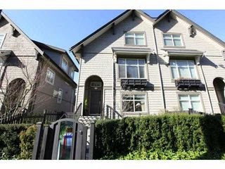 "Photo 2: 691 PREMIER Street in North Vancouver: Lynnmour Townhouse for sale in ""WEDGEWOOD"" : MLS®# V1106662"