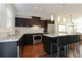"Photo 5: 691 PREMIER Street in North Vancouver: Lynnmour Townhouse for sale in ""WEDGEWOOD"" : MLS®# V1106662"