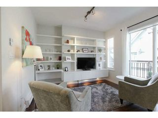 "Photo 11: 691 PREMIER Street in North Vancouver: Lynnmour Townhouse for sale in ""WEDGEWOOD"" : MLS®# V1106662"