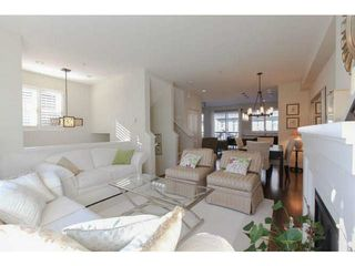 "Photo 4: 691 PREMIER Street in North Vancouver: Lynnmour Townhouse for sale in ""WEDGEWOOD"" : MLS®# V1106662"