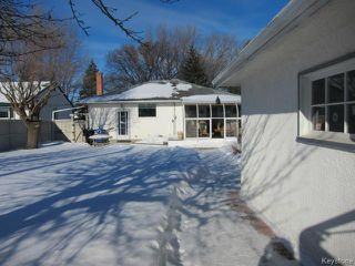 Photo 15: 438 Neil Avenue in WINNIPEG: East Kildonan Residential for sale (North East Winnipeg)  : MLS®# 1503589