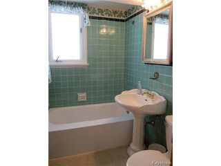 Photo 9: 438 Neil Avenue in WINNIPEG: East Kildonan Residential for sale (North East Winnipeg)  : MLS®# 1503589