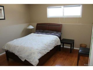 Photo 17: 70 Hindley Avenue in WINNIPEG: St Vital Residential for sale (South East Winnipeg)  : MLS®# 1504801