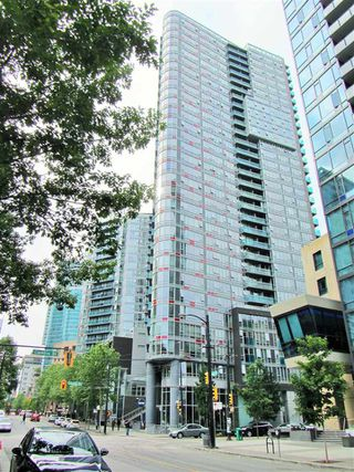 Photo 1: 3308 233 ROBSON Street in Vancouver: Downtown VW Condo for sale (Vancouver West)  : MLS®# R2073687