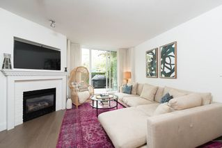 "Photo 3: 1451 W 7TH Avenue in Vancouver: Fairview VW Townhouse for sale in ""SIENNA @ PORTICO"" (Vancouver West)  : MLS®# R2107774"