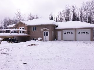 "Photo 1: 13737 283 Road: Charlie Lake House for sale in ""CHARLIE LAKE - CAMPBELL ROAD"" (Fort St. John (Zone 60))  : MLS®# R2113422"