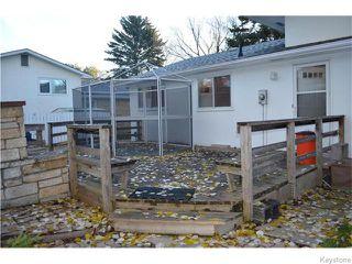 Photo 19: 98 Rutgers Bay in Winnipeg: Fort Richmond Residential for sale (1K)  : MLS®# 1628445