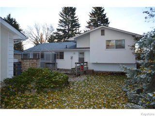 Photo 18: 98 Rutgers Bay in Winnipeg: Fort Richmond Residential for sale (1K)  : MLS®# 1628445