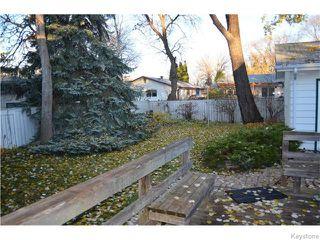 Photo 16: 98 Rutgers Bay in Winnipeg: Fort Richmond Residential for sale (1K)  : MLS®# 1628445
