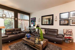 "Photo 4: 103 201 MORRISSEY Road in Port Moody: Port Moody Centre Condo for sale in ""LIBRA"" : MLS®# R2125986"