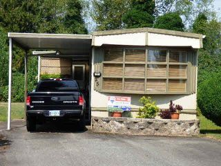 """Main Photo: 25 45111 WOLFE Road in Chilliwack: Chilliwack W Young-Well Manufactured Home for sale in """"FRASER VILLAGE"""" : MLS®# R2126124"""