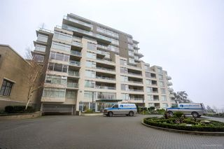 "Photo 2: 604 9288 UNIVERSITY Crescent in Burnaby: Simon Fraser Univer. Condo for sale in ""NOVO"" (Burnaby North)  : MLS®# R2133951"