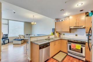 "Photo 7: 604 9288 UNIVERSITY Crescent in Burnaby: Simon Fraser Univer. Condo for sale in ""NOVO"" (Burnaby North)  : MLS®# R2133951"
