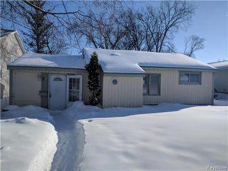 Main Photo: 82 Berrydale Avenue in Winnipeg: Residential for sale (2D)  : MLS®# 1703108