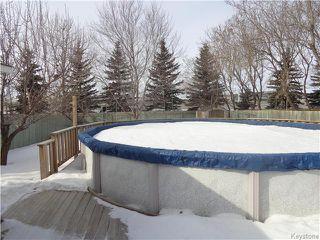 Photo 20: 70 Optimist Way in Winnipeg: Crestview Residential for sale (5H)  : MLS®# 1703906