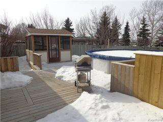 Photo 19: 70 Optimist Way in Winnipeg: Crestview Residential for sale (5H)  : MLS®# 1703906