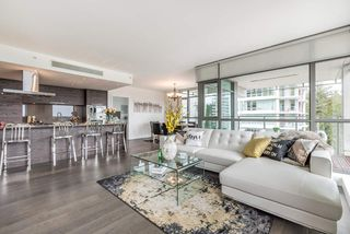 Photo 4: 1306 5782 BERTON Avenue in Vancouver: University VW Condo for sale (Vancouver West)  : MLS®# R2154723