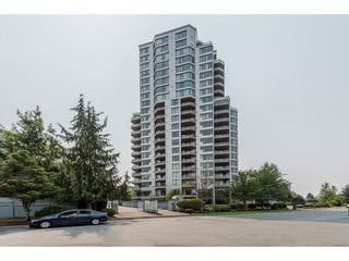 "Photo 1: P01 13880 101 Avenue in Surrey: Whalley Condo for sale in ""ODYSSEY TOWERS"" (North Surrey)  : MLS®# R2195711"