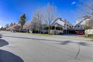 """Photo 1: 20 8711 JONES Road in Richmond: Brighouse South Townhouse for sale in """"CARLTON COURT"""" : MLS®# R2218881"""