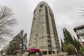 "Photo 1: 2005 6540 BURLINGTON Avenue in Burnaby: Metrotown Condo for sale in ""BURLINGTON SQUARE"" (Burnaby South)  : MLS®# R2233791"