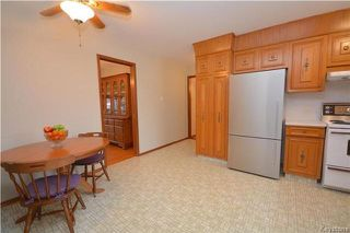 Photo 7: 271 Stuart Avenue in Winnipeg: North Kildonan Residential for sale (3G)  : MLS®# 1804623