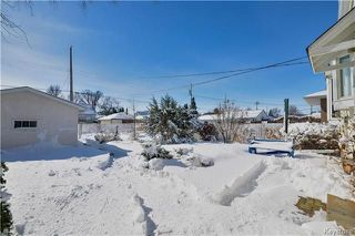 Photo 19: 866 Bannerman Avenue in Winnipeg: Residential for sale (4C)  : MLS®# 1804887