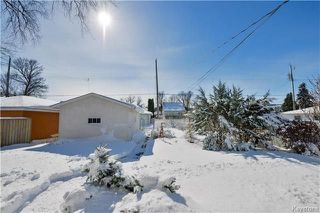 Photo 18: 866 Bannerman Avenue in Winnipeg: Residential for sale (4C)  : MLS®# 1804887